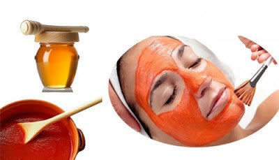 Honey and Tomato Mask