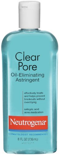 Neutrogena Clear Pore-Eliminating Astringent