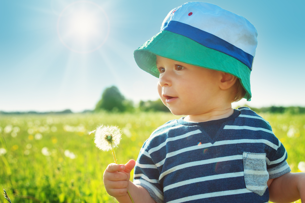 Sun Poisoning In Toddlers